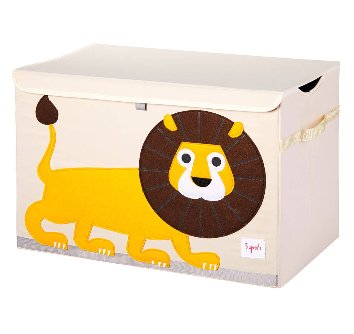 3 Sprouts Toy Chest Quot Lion Quot Quot Bear Quot Littleyou Family